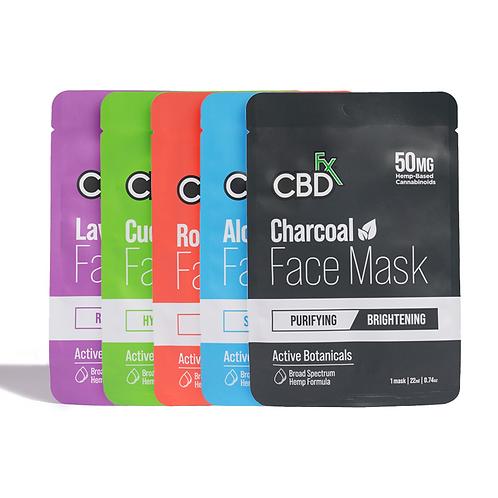 CBDfx Face Mask Bundle – Variety Pack