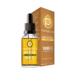 Hemp Lucid Tincture – MCT Oil – 1500mg