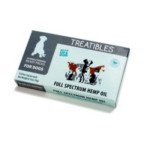 Treatibles – Ready Packs for Dogs