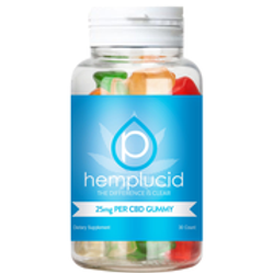 Hemp Lucid Whole-Plant Edible Gummies – 30ct