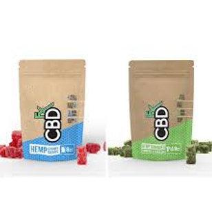 CBDfx Gummy Bears Bundle – 5mg – 60ct Bottle