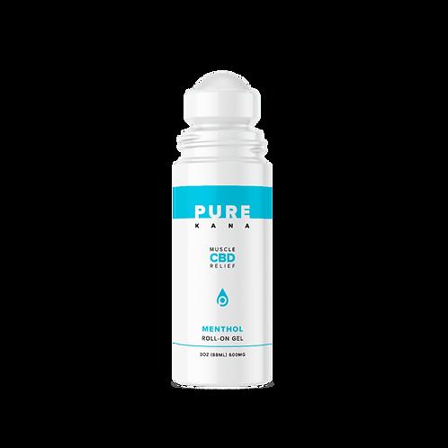 Pure Kana Muscle Menthol Roll-on Gel