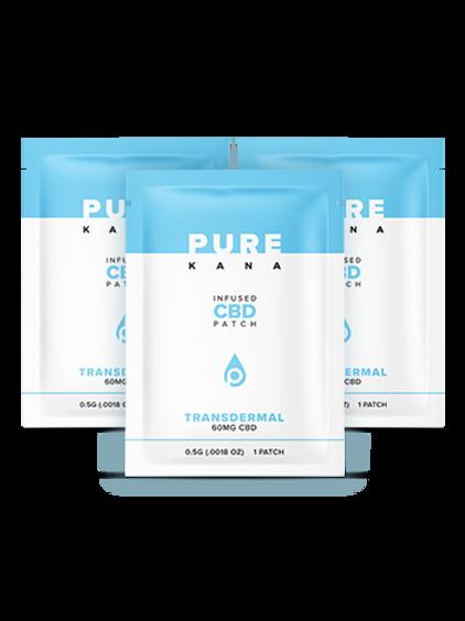 Pure Kana Transdermal Patch 3 Pack