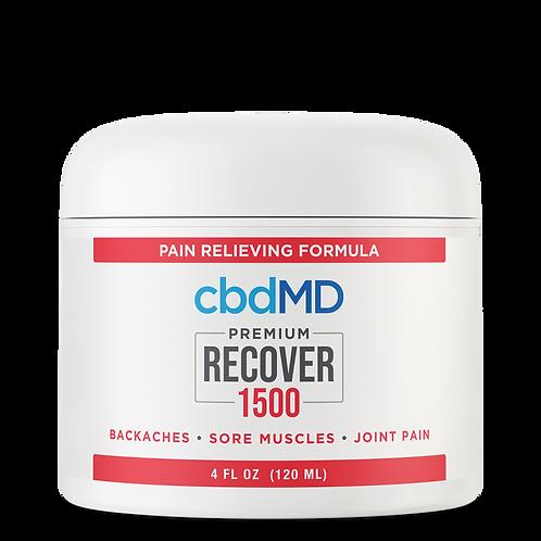 cbdMD Recover Tub - 1500mg