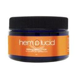 Hemp Lucid Whole-Plant CBDA Body Cream – 1000mg