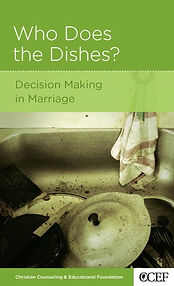 Who Does the Dishes Christian Counseling