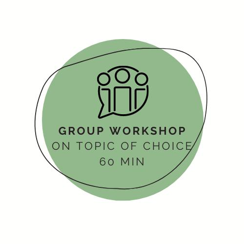 Group Workshop (60 min)