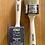 Thumbnail: Uni Pro Chalk Paint Brush 55mm Oval