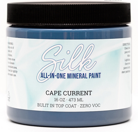 'Cape Current' Silk Mineral Paint 16oz