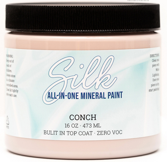 'Conch' Silk Mineral Paint 16oz