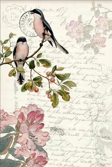 Roycycled Treasures Spring Bird