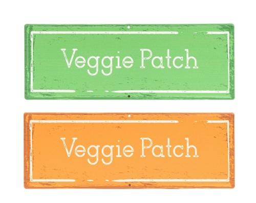 Veggie Patch Sign