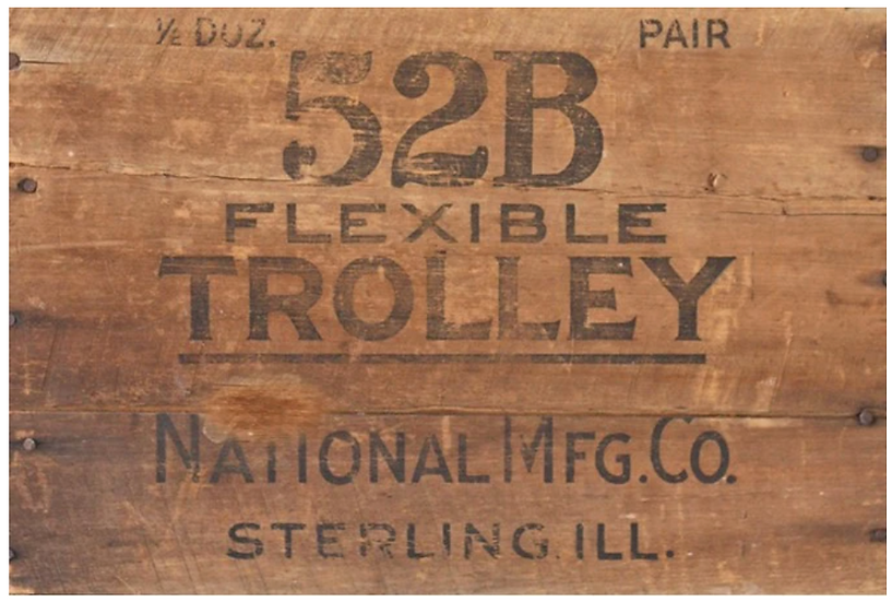 Roycycled Treasures TROLLEY - 50CM X 76CM