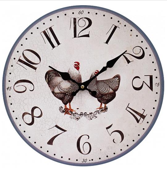 Chook Clock