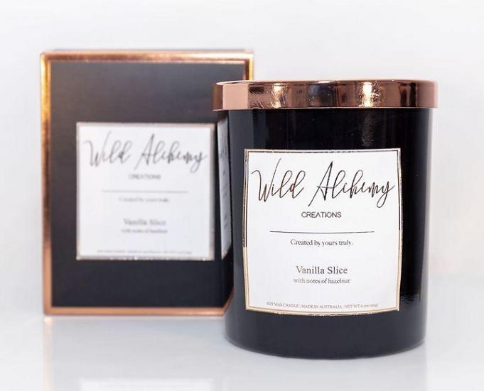 Wild Alchemy's 'Vanilla Slice'
