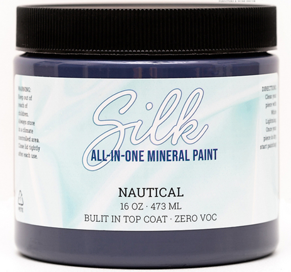 'Nautical' Silk Mineral Paint 16oz