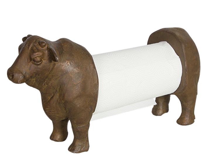 Angus Bull Towel Dispenser