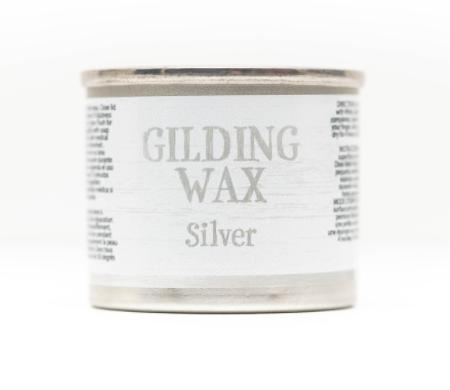'Silver' Gilding Wax