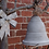 Thumbnail: Pressed Metal Bow White Washed