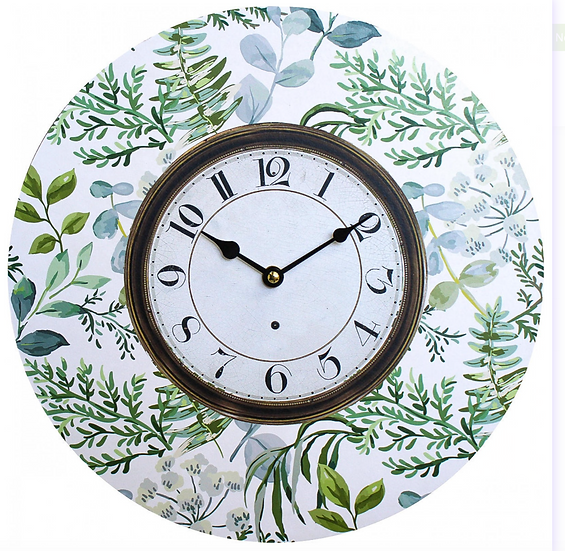 Foliage Clock