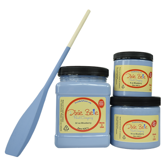 'Blueberry' Chalk Mineral Paint