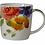 Thumbnail: Watercolour Flower Mug
