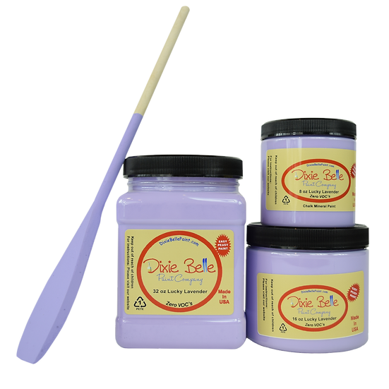 'Lucky Lavender' Chalk Mineral Paint
