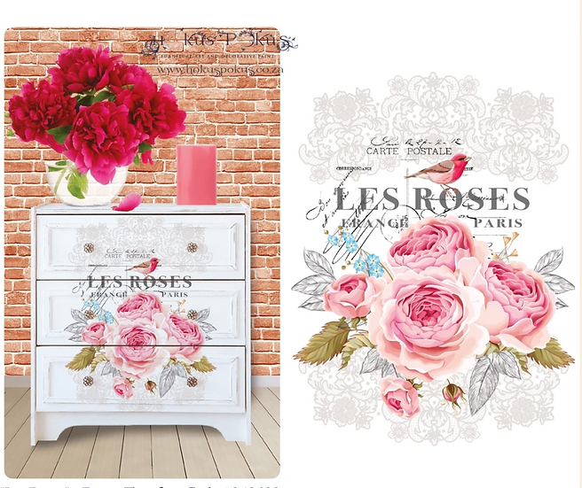 Les Roses Transfer