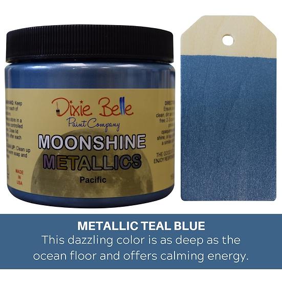Pacific Moonshine Metallic Paint