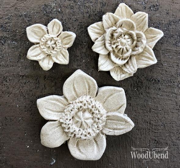 Flower Mini Set of 3