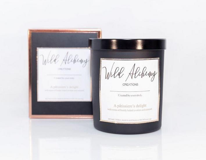 Wild Alchemy's 'A Pâtissiere's Delight'