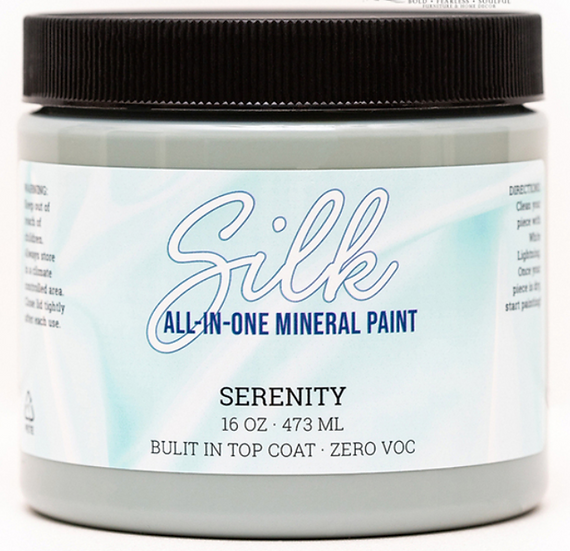 'Serenity' Silk Mineral Paint 16oz