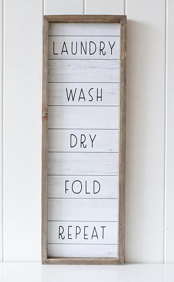 Wall Art - Laundry