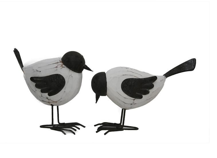 Bird Pair Decor