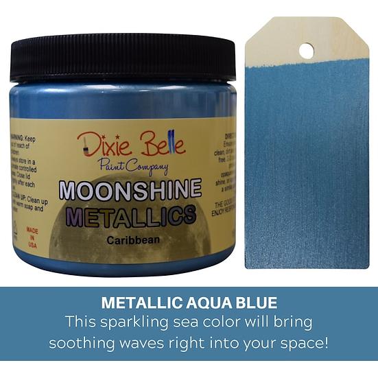 Caribbean Moonshine Metallic Paint