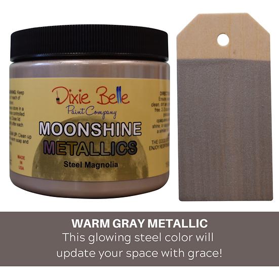 Steel Magnolia Moonshine Metallic Paint