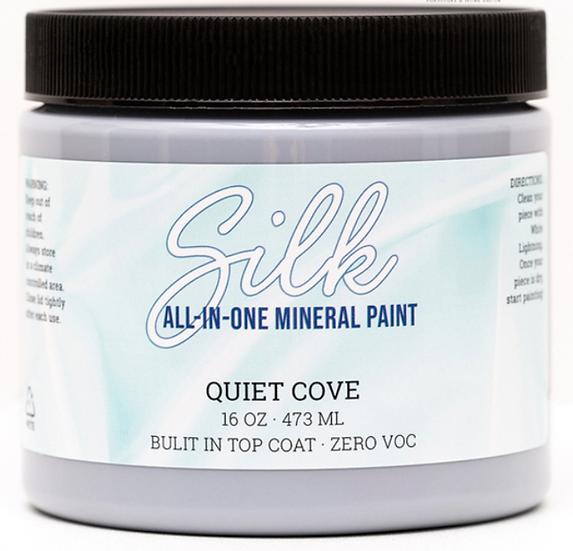 'Quiet Cove' Silk Mineral Paint 16oz
