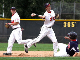 Aces complete 1B Sweep of Northfields