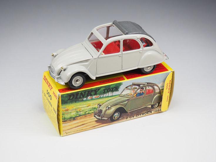 DINKY TOYS - 500 - CITROEN 2CV 1966 - 1/43e