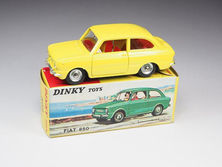 DINKY TOYS FRANCE - 509 - FIAT 850