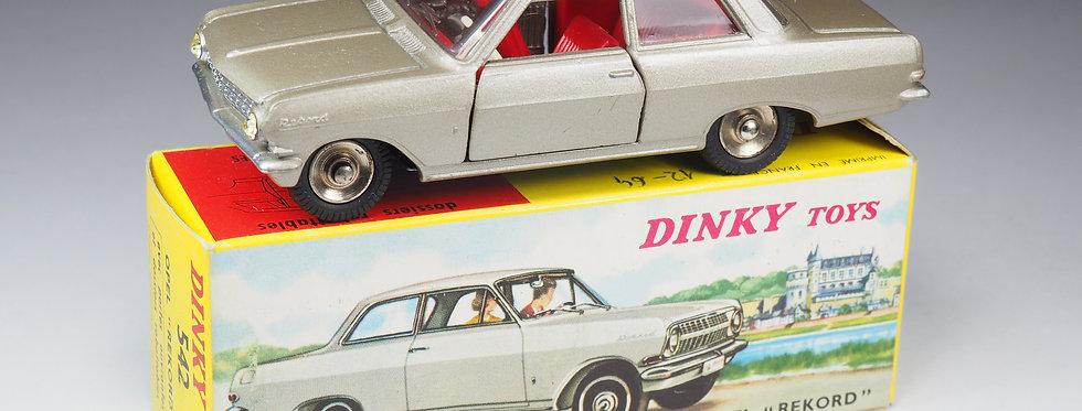 DINKY TOYS FRANCE - 542 - OPEL REKORD