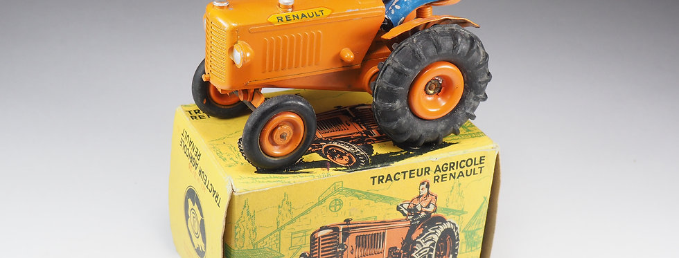 CIJ - 3/35 - TRACTEUR AGRICOLE RENAULT