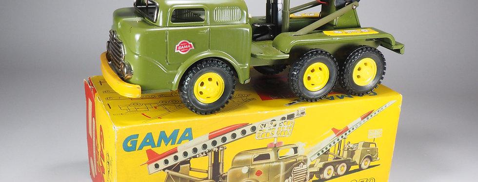 GAMA - 270 - CAMION LANCE FUSÉE