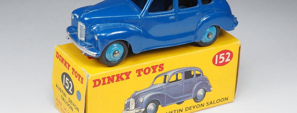 DINKY TOYS - 152 - AUSTIN DEVON SALOON - 1/43e