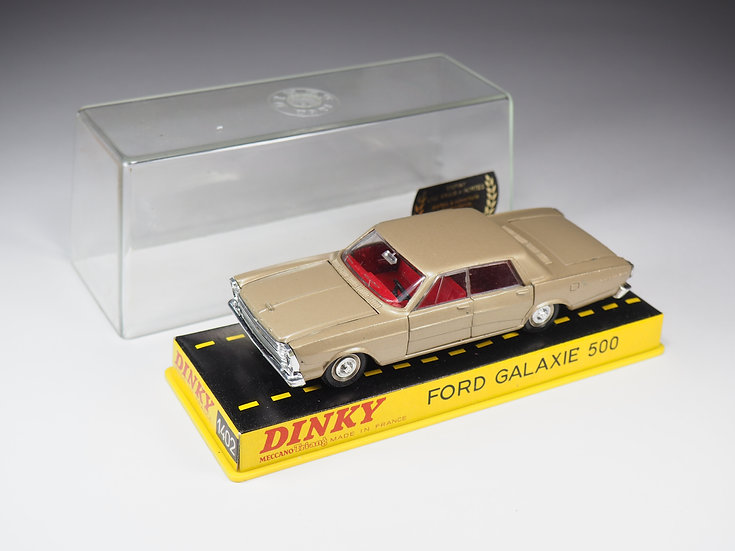 DINKY TOYS FRANCE - 1402 - FORD GALAXIE 500
