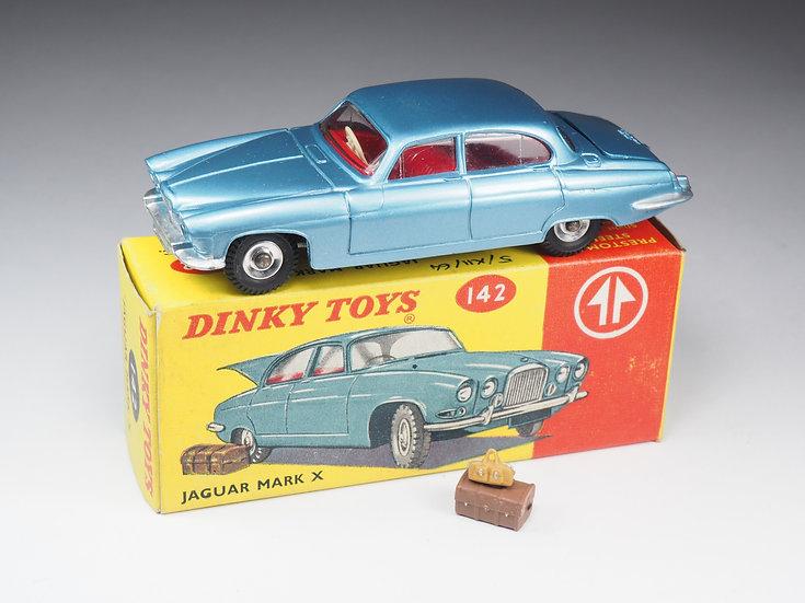 DINKY TOYS ENGLAND - 142 - JAGUAR MARK X