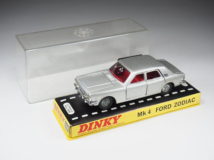 DINKY TOYS ENGLAND - 164 - FORD MK4 ZODIAC