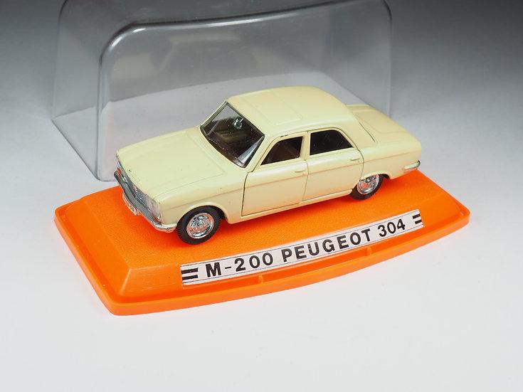 PILEN (DINKY TOYS FRANCE) - M-200 - PEUGEOT 304