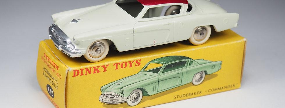 DINKY TOYS FRANCE - 24Y - STUDEBAKER COMMANDER - 1/43e
