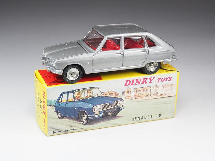 DINKY TOYS FRANCE - 537 - RENAULT 16